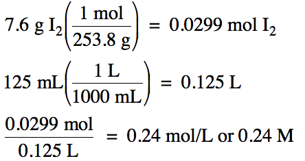 molarity and percent solution lab Units of concentration  another version of a percentage concentration is mass/volume percent,  molarity: the molarity (m) of a solution.